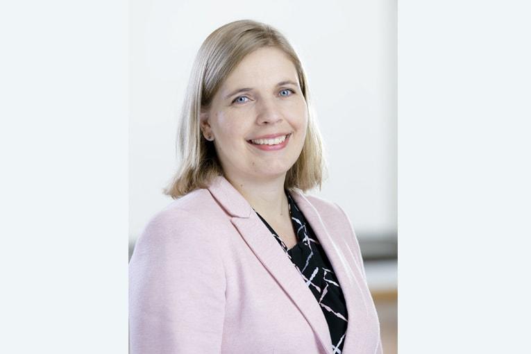 Liisa Åström, vice-présidente de Vaisala.