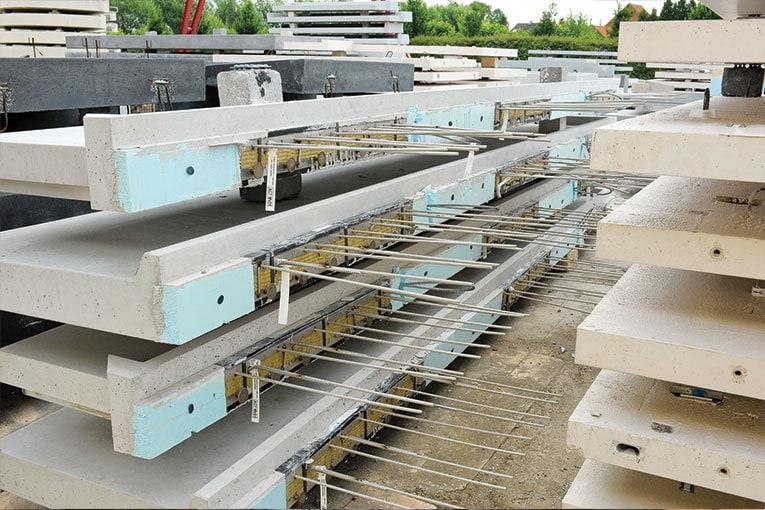 Le rupteur de ponts thermiques Isotec RT+ répond aux besoins croissants de réduire la consommation d'énergie des logements. [©Plaka]