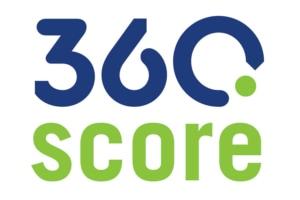 Logo de l'échelle d'évaluation 360Score.
