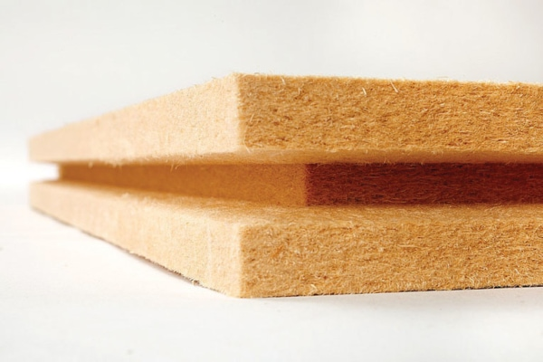 Définition fibre et laine de bois
