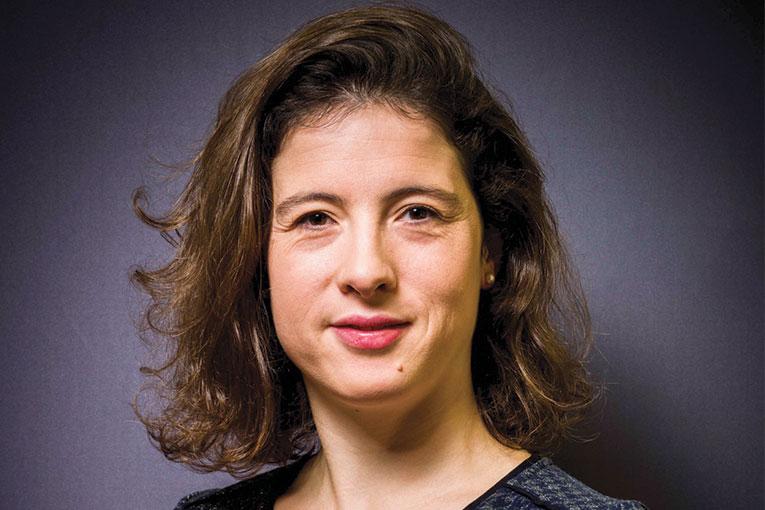 Amandine Debrand, ingénieure environnement de GCC. [©GCC]