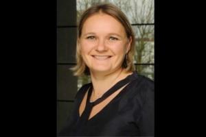 Vanessa Crenn, directrice du marché mortiers spéciaux. [©DR]