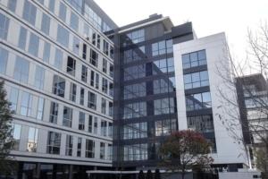 Le groupe Chauvin Arnoux déménage sur les bords de Seine dans des bureaux ultra moderne. [©Chauvin Arnoux]