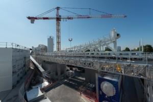 Projet le Grand Paris, sur la ligne 14 Sud. [©ACPresse]