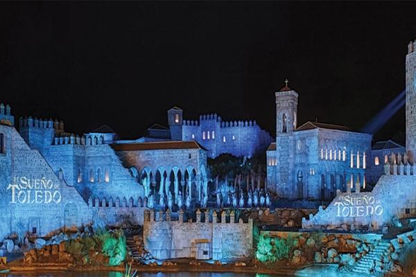 Le Puy-du-Fou de Tolède, en Espagne. [©AAB]