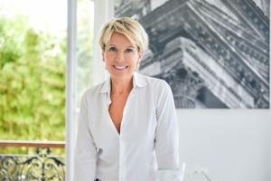 L'architecte française Corinne Vezzoni. [©Romain Foucque