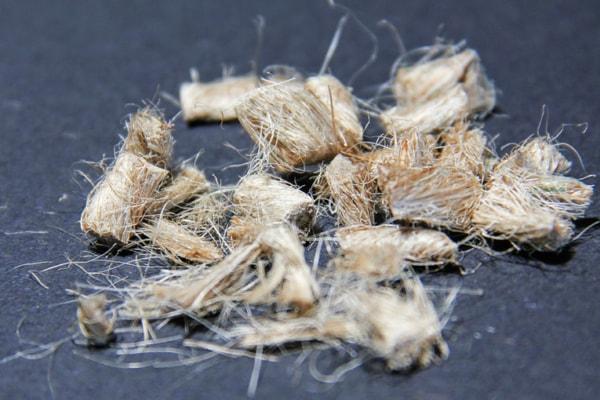 Contec propose la Fibrofor Green, une fibre plus responsable et d'origine végétale.  [©Omya]