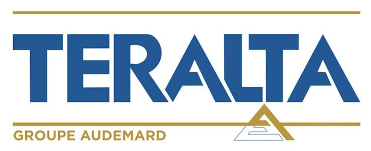 La marque Teralta est conservée, mais présente un nouveau look pour s'inscrire dans la charte graphique de sa maison-mère Audemard. [©Audemard]
