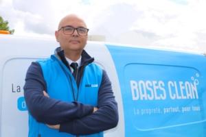 Dernière-née du groupe Enygea, Bases Clean est une spécialiste de la propreté sur les chantiers. C'est Jean-Pierre Afonso, qui est à sa tête.