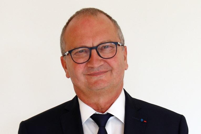 Jacques Chanut, 55 ans, prend la présidence de la mutuelle d'assurance SMABTP. [©Groupe SMA]