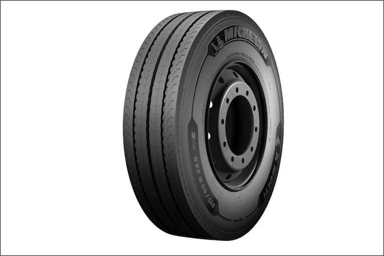Le nouveau X Multi HLZ de Michelin. [©Michelin]