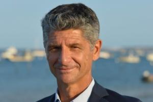 Comme nouveau directeur commercial et marketing chez Vracs de l'Estuaire, Thierry Dauger s'attachera à développer l'image professionnelle du cimentier, en tant que cimentier responsable. [©Vracs de l'Estuaire]