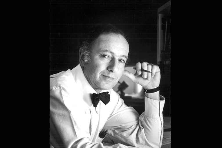 Harry Seidler, architecte australien d'origine autrichienne. [©Max Dupain 1973 / Penelope Seidler]