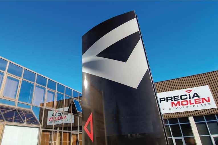 L'industriel Precia Molen a installé son siège social à Privas, dans l'Ariège (07). [©Precia Molen]