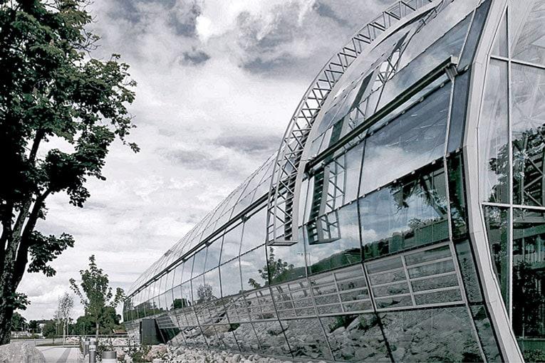 Centre de R&D de MBCC Group, à Trostberg, en Allemagne
