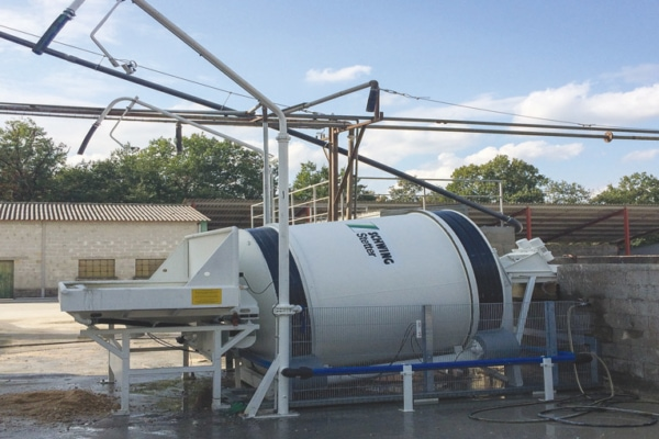 Schwing Stetter développe depuis les années 1980 une centrale de recyclage, qui se décline en trois capacités de traitement. [©Schwing Stetter]