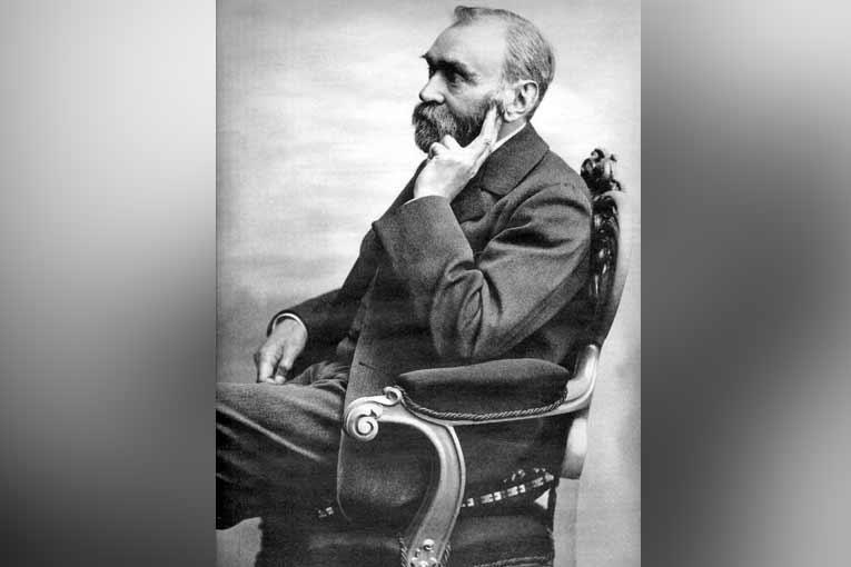 Joseph Aspdin dira qu'il a découvert le principe du ciment Portland dès 1811 pour se donner une antériorité par rapport aux travaux de Louis Vicat. [©DR]