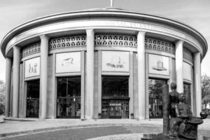 Le palais d'Iéna, siège du Conseil économique, social et environnemental a été réalisé par Auguste Perret. [©ACPresse]