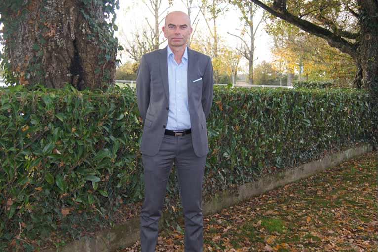 Olivier Collins est le futur directeur général d'Edycem à partir de fin janvier 2021. [©Herige]