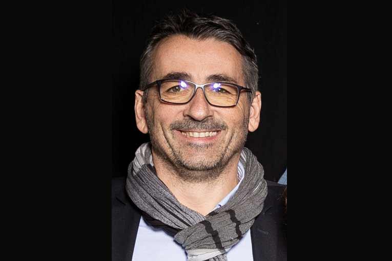 """Vincent Amossé, directeur général de la filière """"Granulats"""" [©Gérard Guérit]"""
