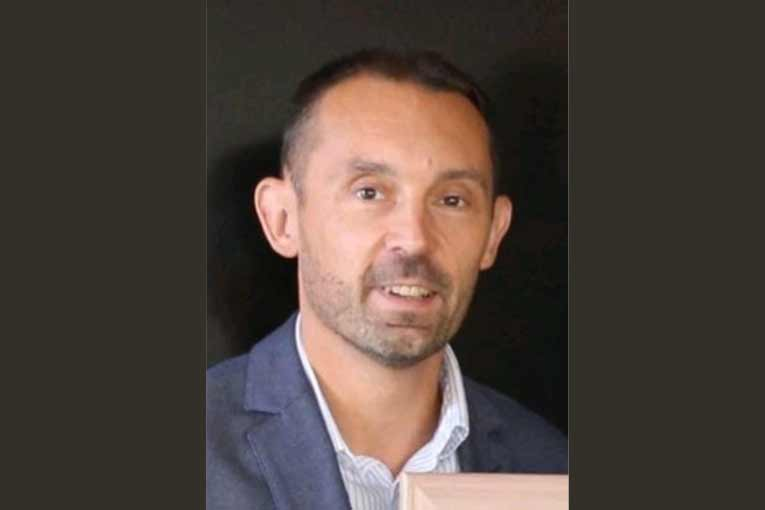 """Patrice Verchaeve, directeur général de la filière """"Industrie du béton"""". [©Gérard Guérit]"""