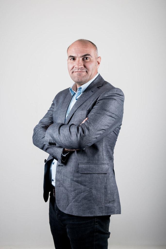 Franck Annamayer, président de Sonergia. [©
