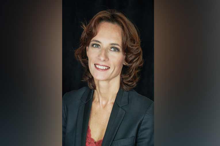 Isabelle Alfano, directrice des salons Intermat et World of Concrete Europe.  [©Comexposium]