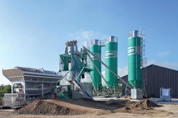 Imer propose nombre de centrales pour les chantiers, dont la Multis 1500-1000. [©Imer]