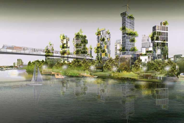 Les projets du Grand Paris devraient accroître de 5 Mt/an la consommation de granulats en Ile-de-France. [©Grand Paris]