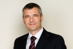 Alain Boisselon, nouveau président de l'Unicem. [©Unicem]