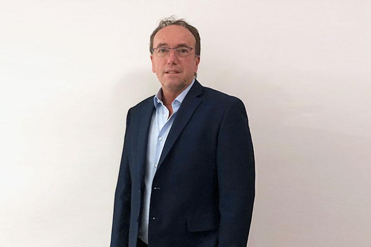 Jean-François Tinard, nouveau président du Collège SNPB Provence-Alpes-Côte d'Azur. [©SNBP]