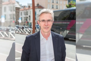 Vincent Hémery, président de la holding H2D. [©ACPresse]