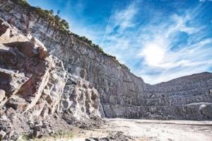 RöhrigGranit est avant tout spécialisé dans les granulats de granite et de pierre dure. [©RöhrigGranit]