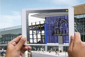 Wizzcad et Upcyclea ont noué un partenariat exclusif pour lancer une offre commune de smartbuilding circulaire. [©Wyzzcad