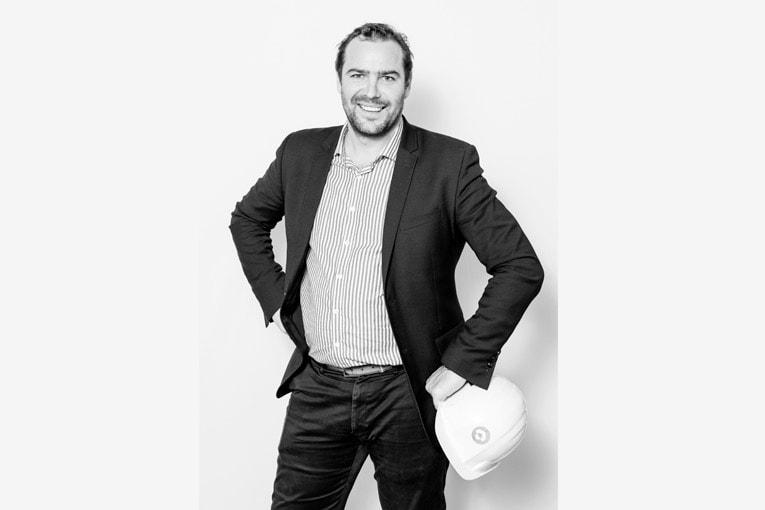 Romain de Garsignies, l'un des co-fondateurs de Stock Pro.[©Stock Pro]