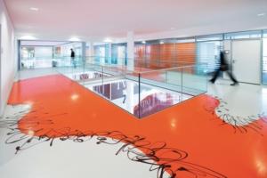 Masters Builders Solutions crée la première cellule Etablissements revenant le public de sols décoratifs et techniques, dédiée aux architectes. [©Master Builders Solutions]