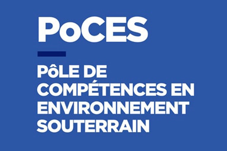"""Intitulées """"Durabilité des bétons en milieu souterrain"""", les Journées techniques du Pôle de compétences en environnement souterrain (Poces) ont eu lieu cet automne. [©Poces]"""