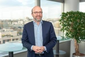 Portrait de Roberto Huet, président d'Eqiom