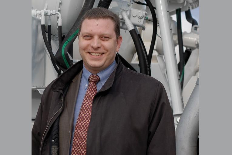 William Merger, directeur de la division béton d'Imer. [©ACPresse]