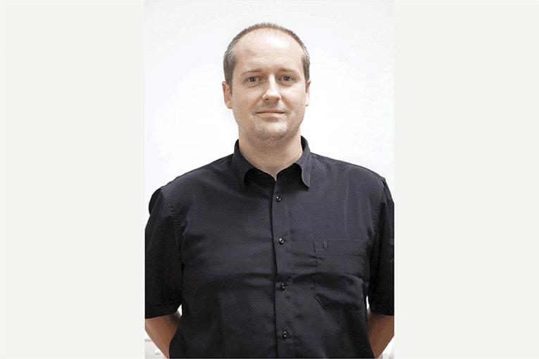 Portrait du président du SNBVI, Stéphane Lambert. [©D'Architectures]