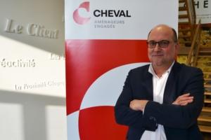 « Avec cette levée de fonds, le groupe Cheval ambitionne d'asseoir un modèle d'entreprise basé sur les richesses humaines et l'économie circulaire », insiste Jean-Pierre Cheval, président du groupe éponyme. [©Groupe Cheval]