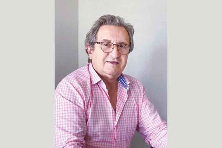 ackie Fronteau, fondateur de Stonart.  [©Stonart]
