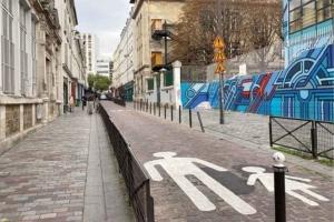 """Arep a remporté l'appel d'offres """"Rues aux Ecoles"""", lancé par la Ville de Paris. [©Arep]"""