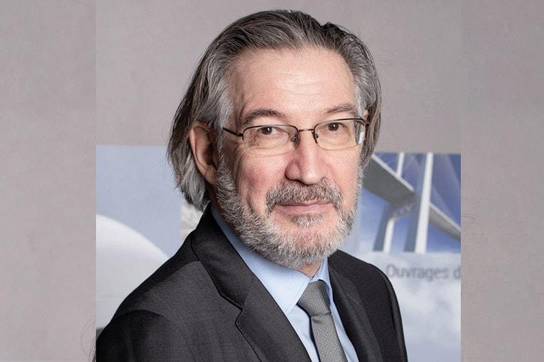 Philippe Gruat, président de le Filière Béton. [©Filière Béton]