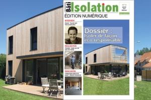 Dossier : Isoler sa maison de façon éco-responsable. [©Vincent Delsinne]