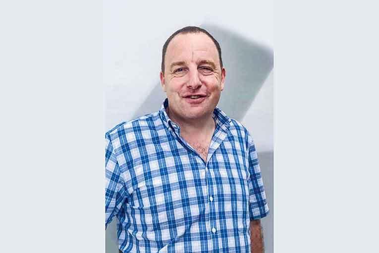 Arnaud Calmettes, actuel directeur général de NC Préfa : « La Nouvelle-Calédonie aura été le dernier territoire d'Outre-mer, qui ne bénéficiait pas d'une industrialisation du bâtiment ». [©NC Prefa]