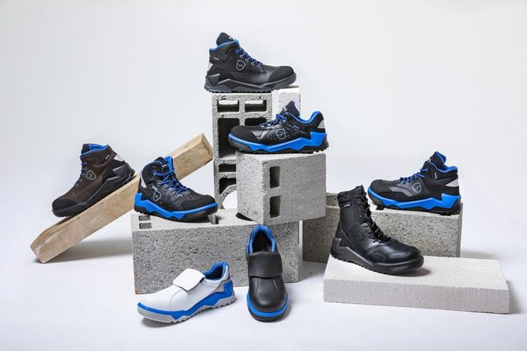Une chaussure connectée Parade Connect qui permet d'alerter les secours en cas de problèmes de son utilisateur.  [©ParadeConnect]