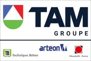 Nouveau Logo de Tam Groupe.