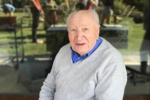 Ancien dirigeant de Rabot Dutilleul, René Dutilleul est décédé à l'âge de 100 ans et 4 mois. [©Rabot Dutilleul]