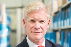 Portrait de Vincent Linchet, nouveau président du groupe KP1. [©Groupe KP1]